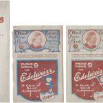 World Series program 1919