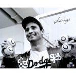 Autographed picture Sandy Koufax