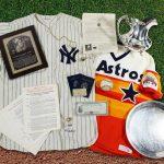 Yogi Berra jerseys contracts