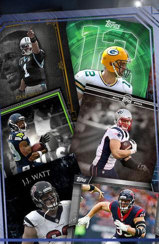 Topps NFL Huddle