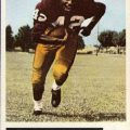 Charley Taylor rookie card