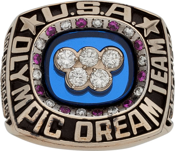 1992 Dream Team ring