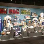 Perot Museum Cowboys memorabilia collection