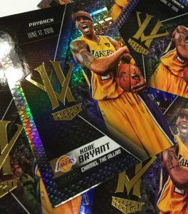 Kobe Bryant 2016 boxed set