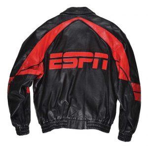 Keith Olbermann worn ESPN jacket