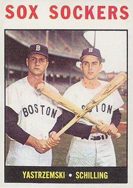 1964 Topps Sox Sockers