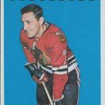 Phil Esposito rookie card