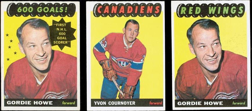 Topps 1965-66 Hockey cards