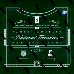 National Treasures 2015 Football