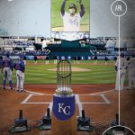 Topps NOW 2016 Royals Opener