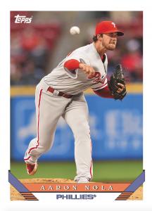 Walmart Exclusive Rookies 2016 Topps Update Baseball Aaron Nola