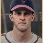 1948 Bowman Stan Musial colorized