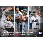 Memorial Day Topps NOW card