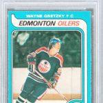 Wayne Gretzky OPC rookie card PSA 10