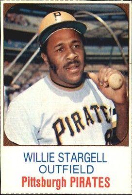 Willie Stargell 1975 Hostess