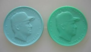 1955 Armour Coins Virgil Trucks variations