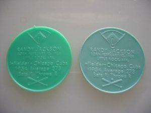 1955 Armour Coins Jackson variations