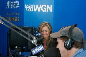WGN Radio Bill Wendy
