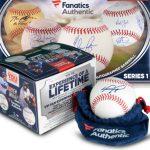 Under Wraps Autographed baseballs