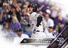 Trevor Story 2016 Topps Update Baseball