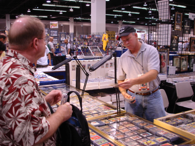 2006 National Sports Collectors Convention Kyles Sportscards