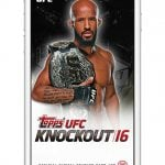 Topps Knockout 16 app