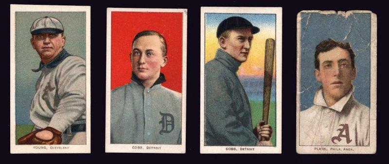 T206 baseball cards