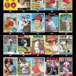 2016 Pete Rose Topps baseball cards poster
