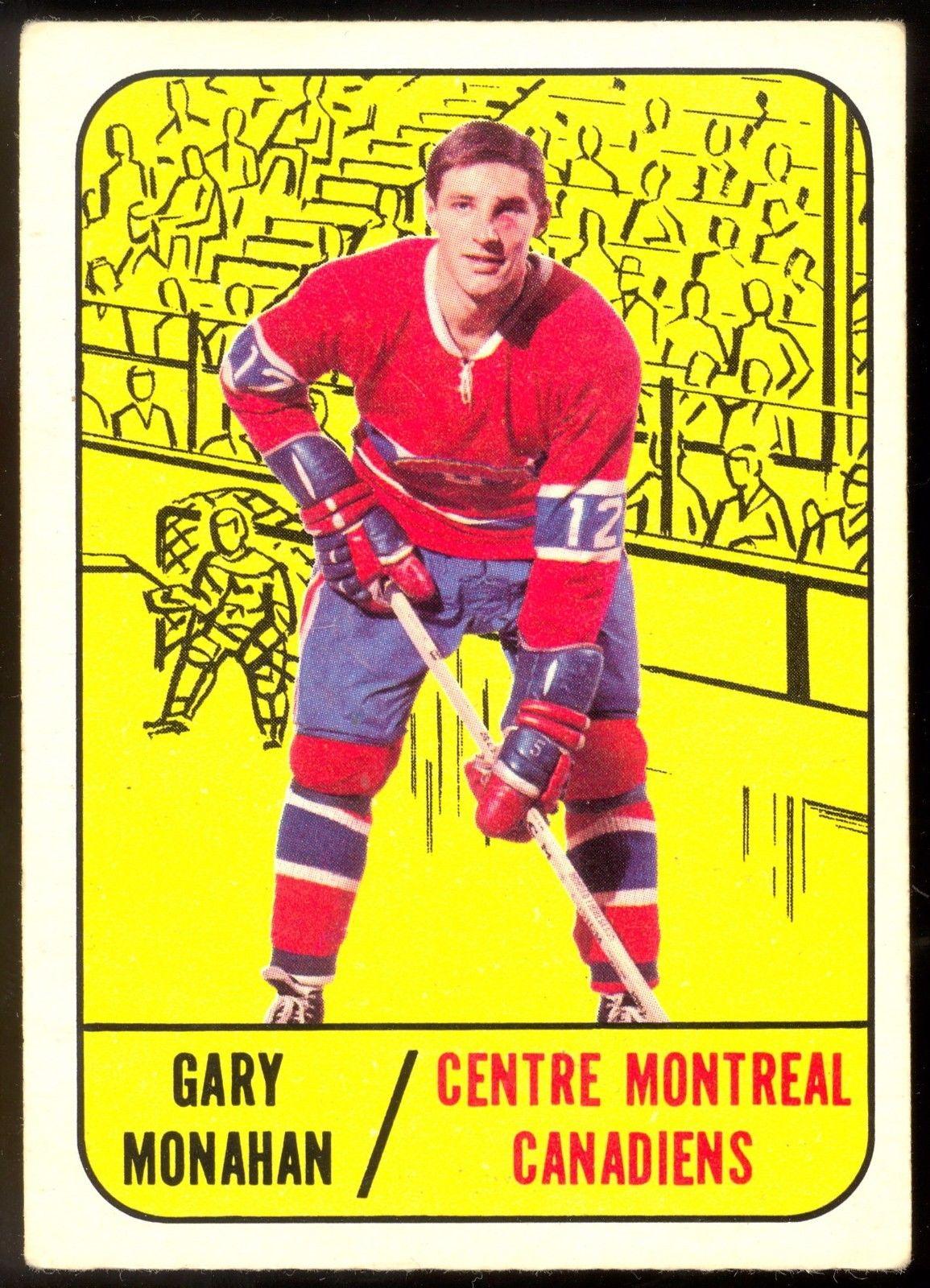 Gary Monahan 1967-68