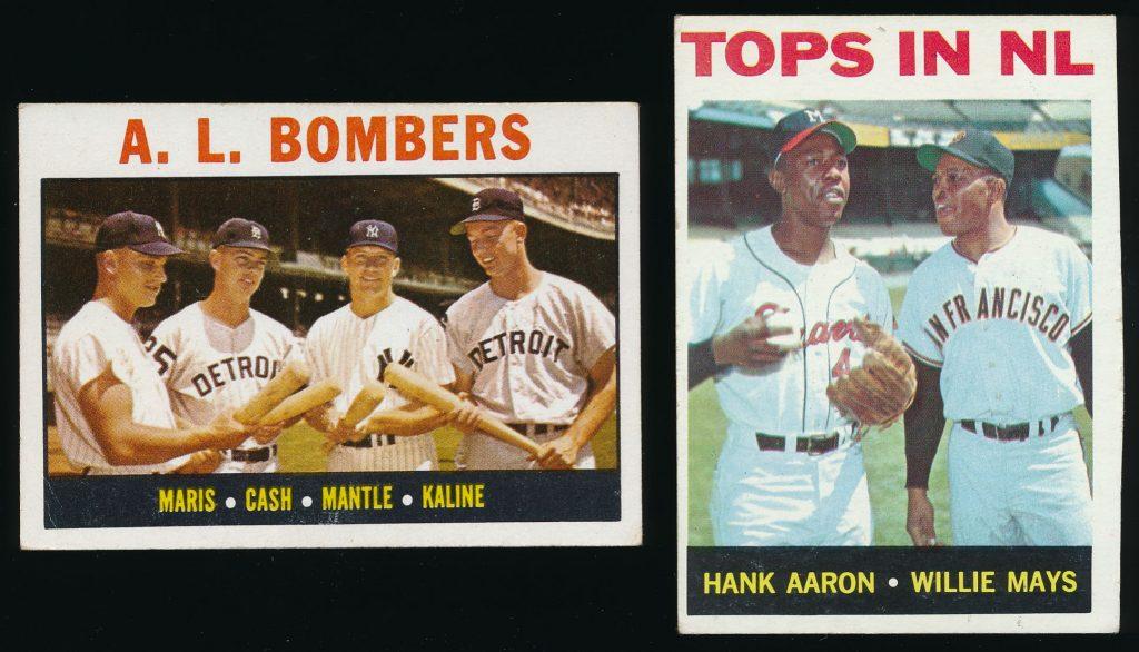 1964 Topps Set Break