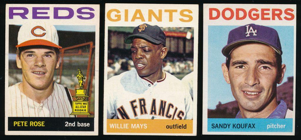 1964 Topps Stars