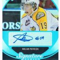 2015-16 Leaf Signature Series Nolan Patrick