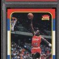 Fleer Michael Jordan card PSA 10