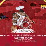 LeBron James Panini Instant