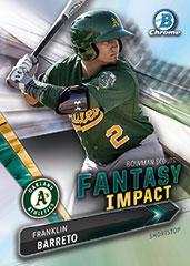 Bowman Draft 2016 Fantasy impact