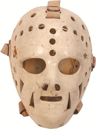Jim Craig Miracle on Ice mask