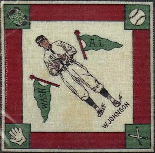 B18 Blankets Walter Johnson