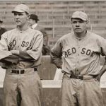 Babe Ruth Red Sox photo