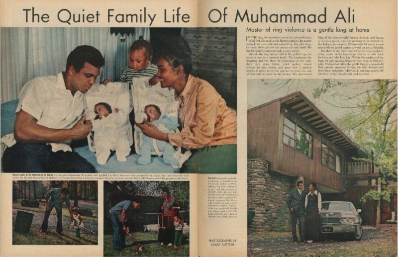 Muhammad Ali Ebony magazine article