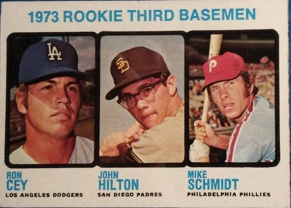 Mike Schmidt rookie card