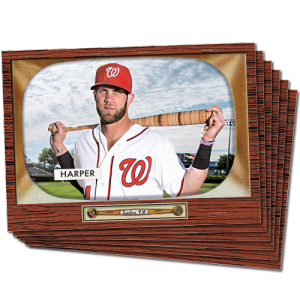 Bryce Harper 2016 Topps Throwback Players to Watch
