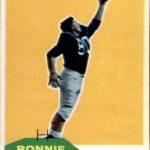 Ron Cain 1960 Fleer football card