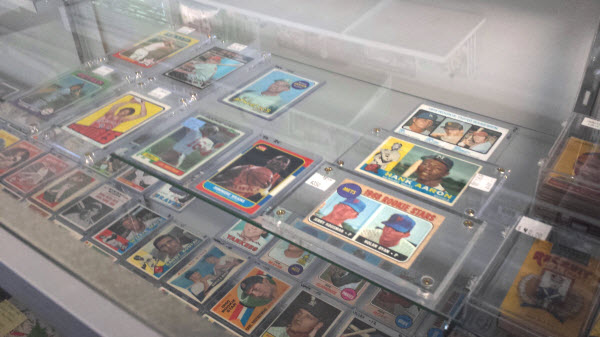 Louisville Sports Cards vintage cards