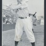1951 Mickey Mantle photograph
