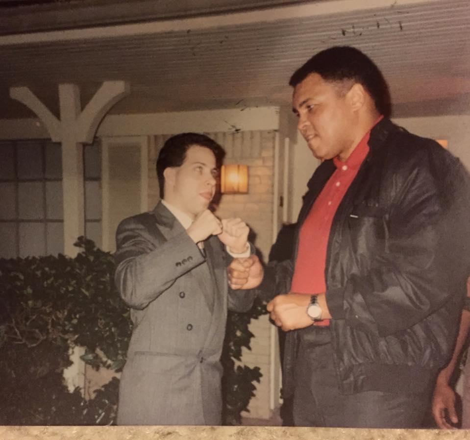 Jeff Rosenberg-Muhammad Ali