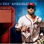 Bryce Harper New Era Topps baseball card