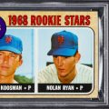 Nolan Ryan rookie card PSA 10