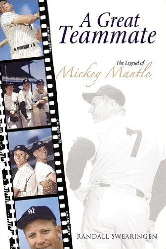 Great Teammate Mickey Mantle book