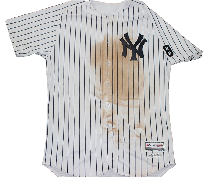 Didi Gregarious 2016 Jackie Robinson Day Yankees jersey