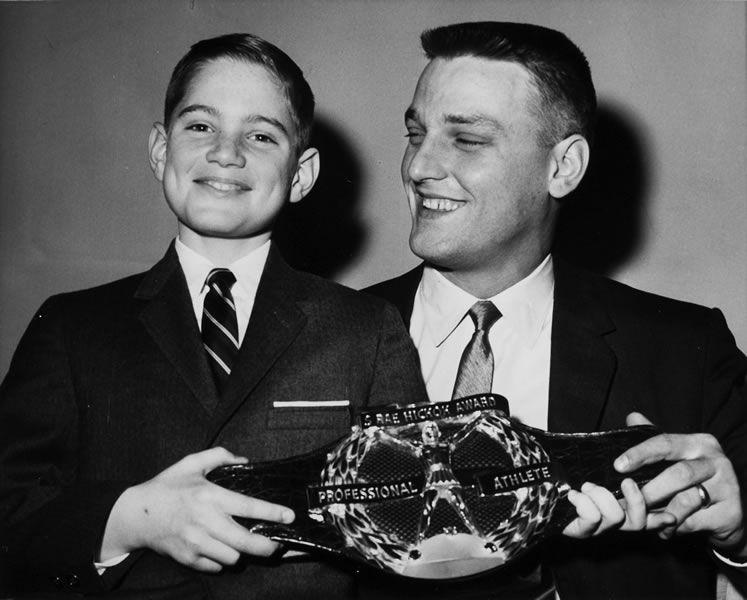 Hickok Belt Roger Maris 1961